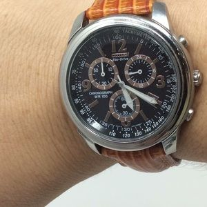 Citizen Eco Drive H500 S015600 WR 100